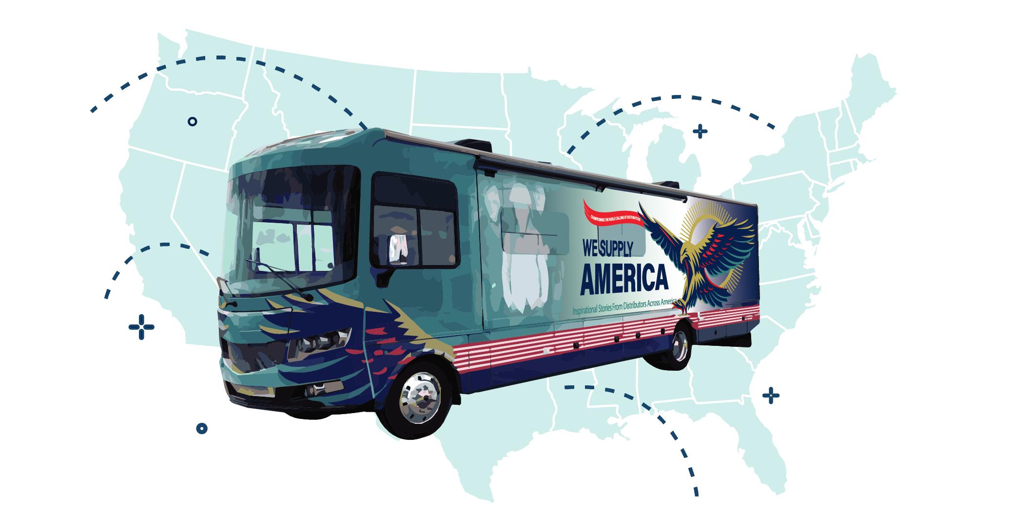 We Supply America RV